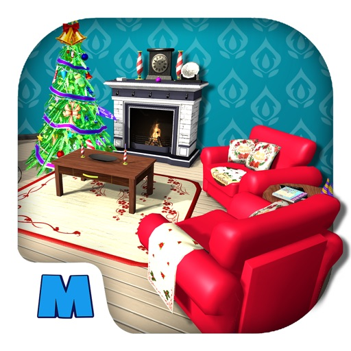 Christmas room decoration ar per unit m games for Xmas room decor games