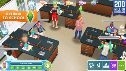 Screenshot #6 for The Sims™ FreePlay
