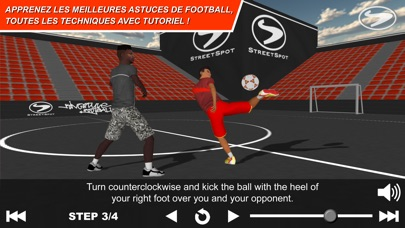 download Tutoriels 3D Trucs de Football apps 1