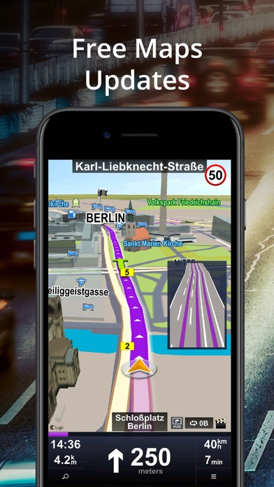 download Car Navigation: Maps & Traffic apps 0