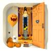 Asahi Hirata - 脱出ゲーム Halloween おばけとかぼちゃと魔女の家 アートワーク
