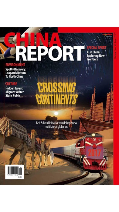 download China Report – The monthly news magazine briefing the world and charting China's social trends, rise and impact apps 4