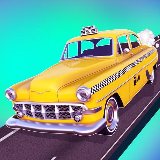 City Taxi Sim 2018 iOS App