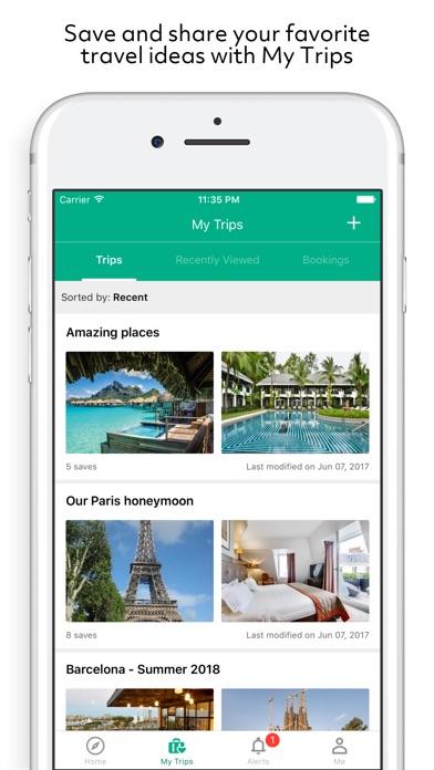 Screenshot 4 for TripAdvisor's iPhone app'