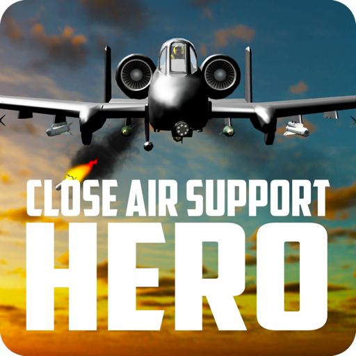 Close Air Support Hero For Mac