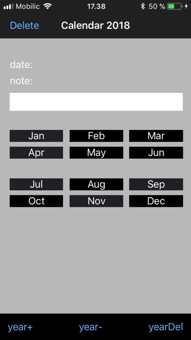 download Pocket Calendar apps 2