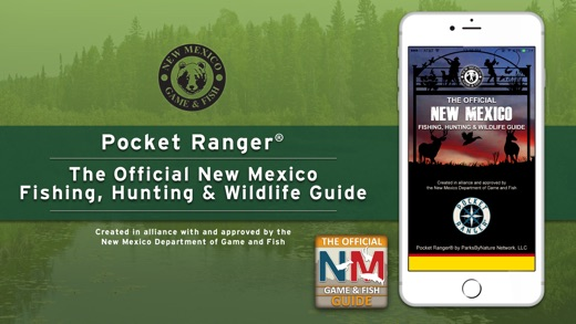 Nm outdoor pocket ranger guide on the app store for How much is a fishing license in new mexico