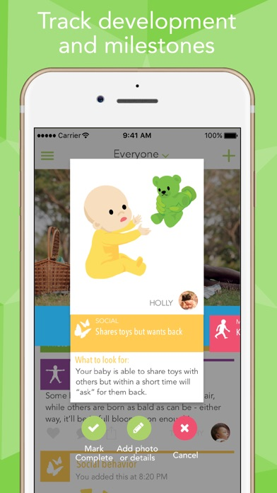 Ovia Parenting Amp Baby Tracker App Download Android Apk