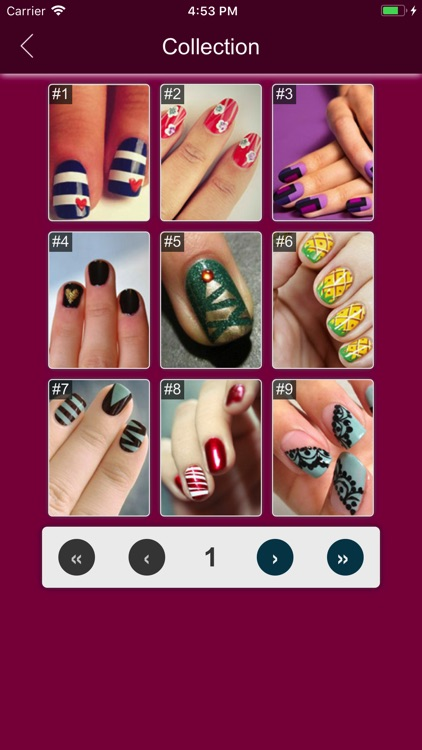Nail Art Designs Step By Step By Amala Mittapelli