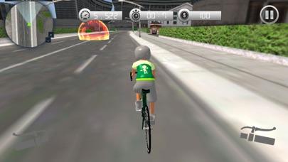 自転車交通レーシングライダーのスクリーンショット4