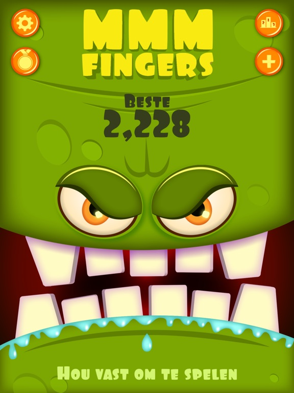 Screenshots of Mmm Fingers for iPad