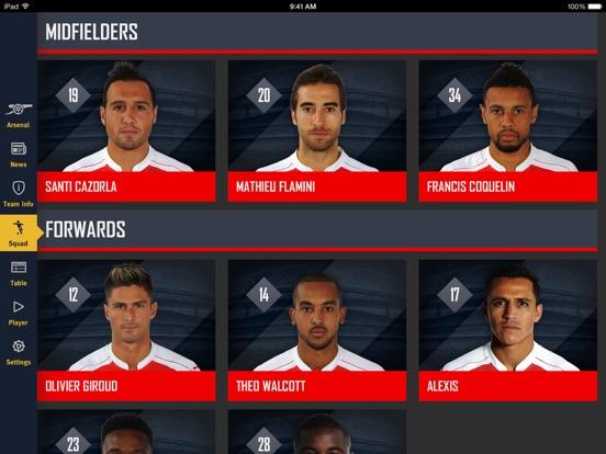 Arsenal Скриншоты10