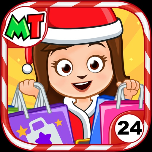 My Town : Shopping Mall app for ipad