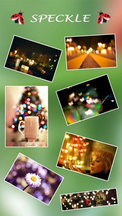 Speckle - Lens bokeh Скриншоты3