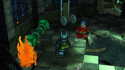 LEGO Batman: DC Super Heroes screenshot 1