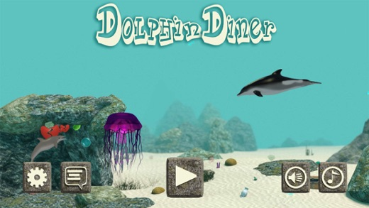 《小海豚海底历险记 - Dolphin Diner [iOS]》