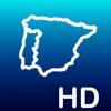 Aqua Map: Portugal y Espanha