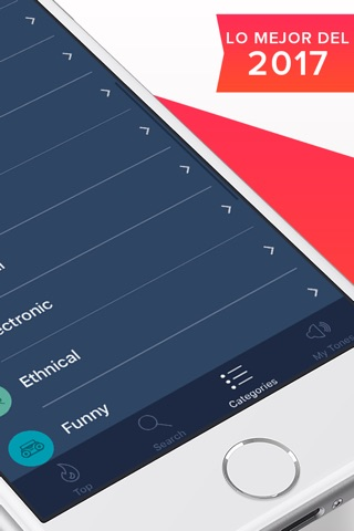 Ringtones for iPhone. screenshot 2