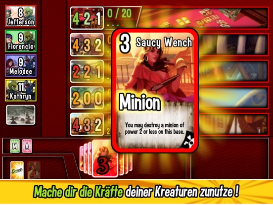 Screenshot 5 Smash Up - Das Kartenspiel