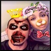 Zombie Face Filters for Snapchat snapchat