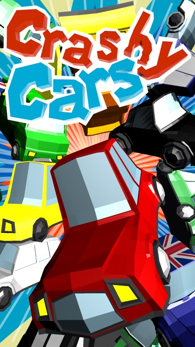 Crashy Cars! iOS Screenshots