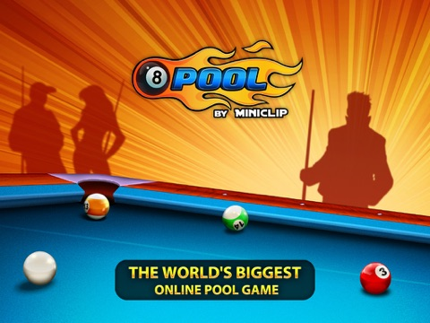 8 Ball Pool™ screenshot 1