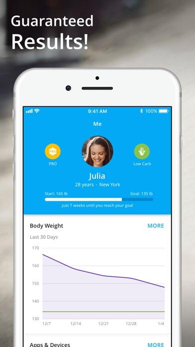 download YAZIO Calorie Counter App apps 4