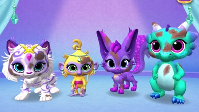 Shimmer and Shine: Genie Games  Screenshot
