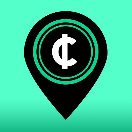 CRYPTOMAP - Cryptocurrency App iOS App