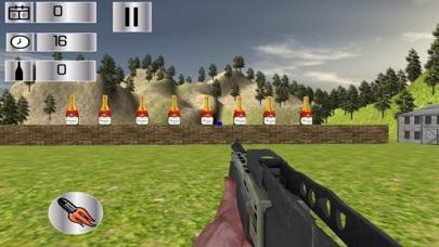 Modern Sniper Bottle ShooterСкриншоты 1