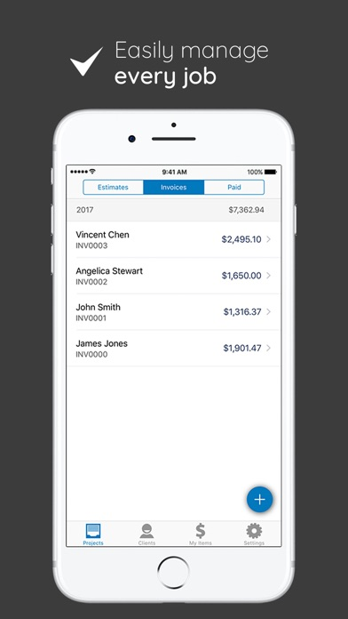 Invoice Simple - Invoice And Estimate On The Go On The App Store