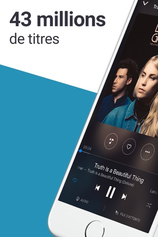 Deezer: Play Music, Radio, MP3 screenshot 3