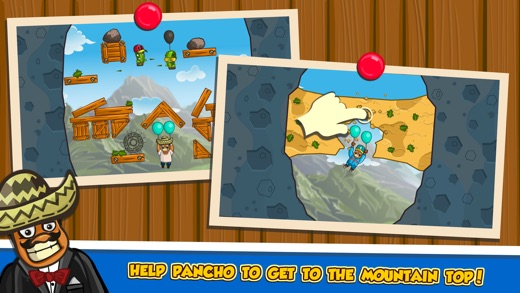 Amigo Pancho 2: Puzzle Journey Screenshots