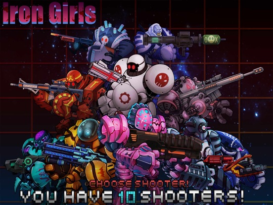 IRON GIRLS Screenshots