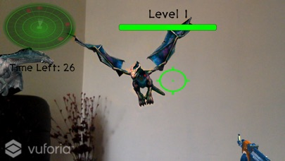 Dragons Hunter AR screenshot 3