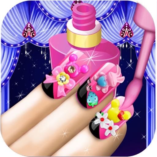 Adorable Princess Nail Salon: Princess Nail Polish Salon Bei Muhammad Faisal
