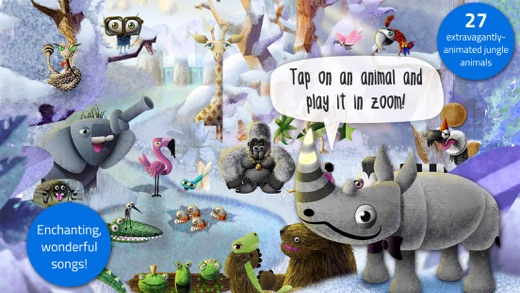JungleJam! Music for Kids Screenshots