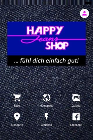 Happy Jeans Shop screenshot 1