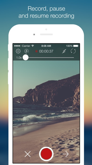 download VideoCam+ Pause, Edit, Filters apps 1