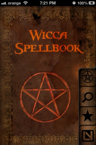 Wicca Spellbook screenshot 1