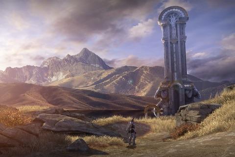 Infinity Blade III screenshot 1