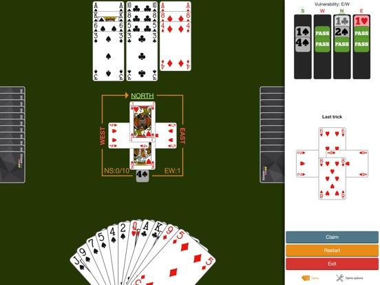 Screenshots of Fun Bridge for iPad