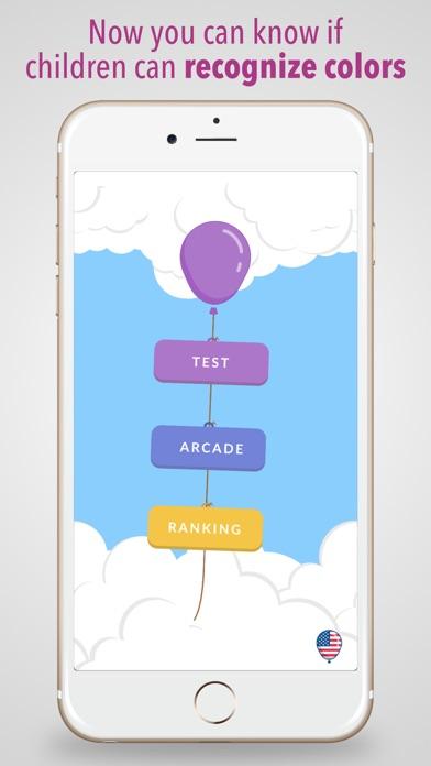 Ishihara App Screenshot 2