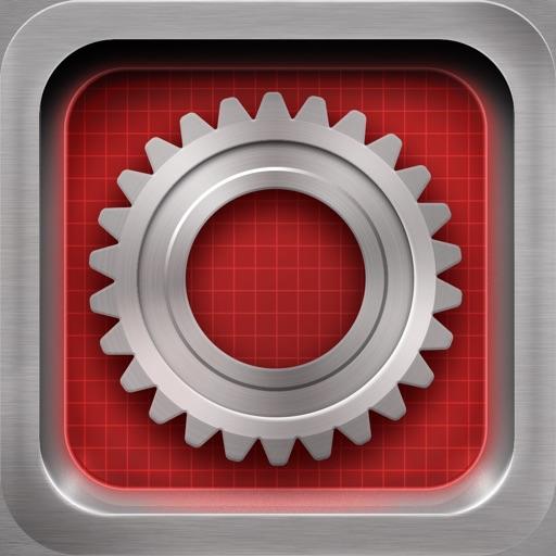 Racing Gear Ratio Calculator iOS App