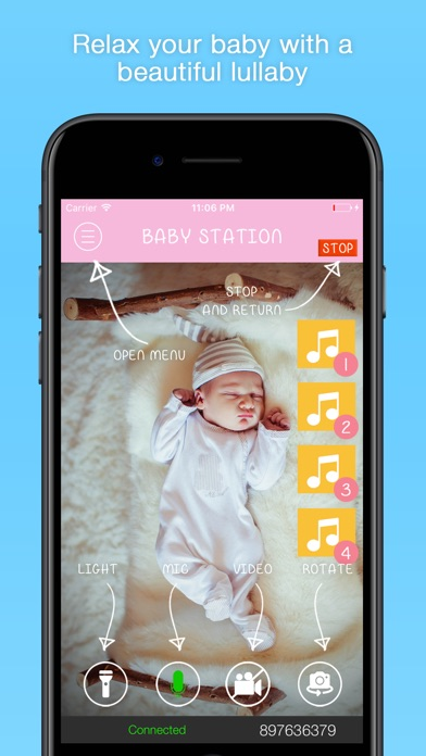 baby monitor baby phone app download android apk. Black Bedroom Furniture Sets. Home Design Ideas