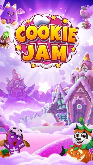 download Cookie Jam - Match 3 Games appstore review