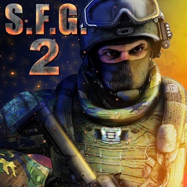 بازی 2.7  Special Forces Group 2