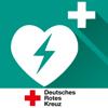 Rot Kreuz Defi und Notruf App