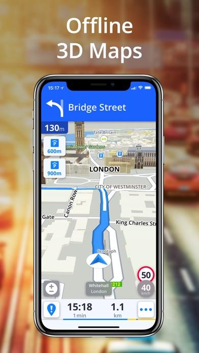 Sygic Europe: GPS Navigation Screenshot 3