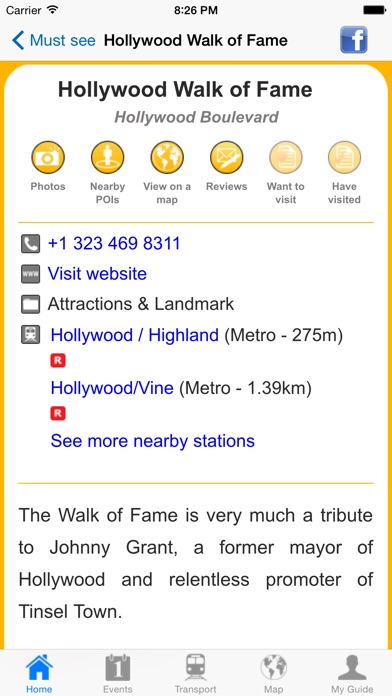 Los Angeles Travel Guide Ol review screenshots
